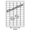Afbeelding voor categorie Non-permanente etiketten