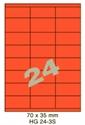 Afbeelding voor categorie A4 vellen gekleurd