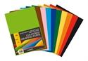Afbeelding voor categorie Gekleurd tekenpapier